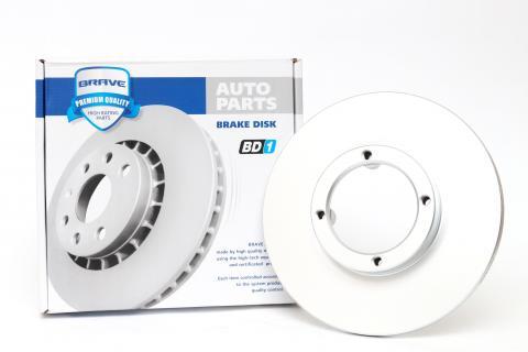 Тормозные диски для Matiz - Brave BR.BD.1.6